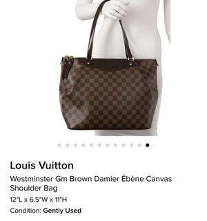 Louis Vuitton Westminster GM for Sale in Renton, WA