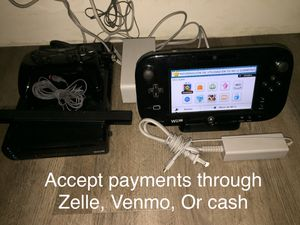 Nintendo Wii U Bundle Trade For Xbox One Or PS4 Slim for Sale in Norwalk, CA