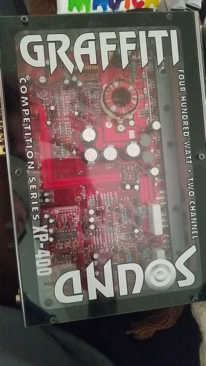 Car or house audio amplifier for Sale in West McLean, VA