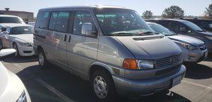 2000 VW EUROVAN VR6 MINI VAN ONE OWNER CLEAN TITLE for Sale in El Cajon, CA