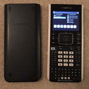 Ti Nspire CX graphing Calculator For Math Science College High School Studenrs Clean Works for Sale in Burtonsville, MD