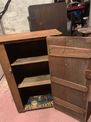 Antique book shelf for Sale in Doylestown, PA