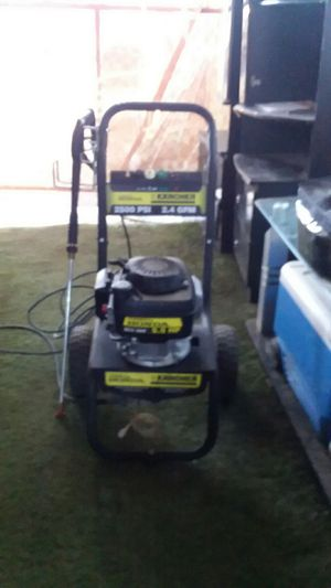 Honda GzCV 160 Pressure Washer for Sale in Chino, CA