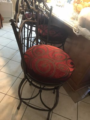 Set of 3 bar stools for Sale in Manassas, VA