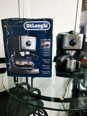 DeLonghi Espresso Machine in Box for Sale in Vancouver, WA