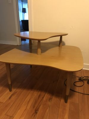 Mid century modern step table by Founders for Sale in Chico, CA