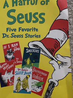 If I Ran The Zoo & 4 Other Books By Dr. Suess all In 1 Book for Sale in Winchester,  CA