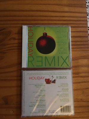 Holiday remix musical CD X2 for Sale in Stanford, CA