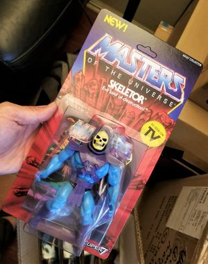 Masters of the Universe Skeletor Super7 Action Figure for Sale in Los Angeles, CA