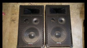 Digital Pro Audio Speakers-- Loud for Sale in Everett, WA