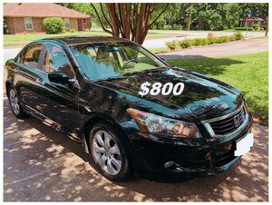 $8OO🔥 Very nice 🔥 2OO9 Honda accord sedan Run and drive very smooth clean title!!!! for Sale in Hialeah, FL