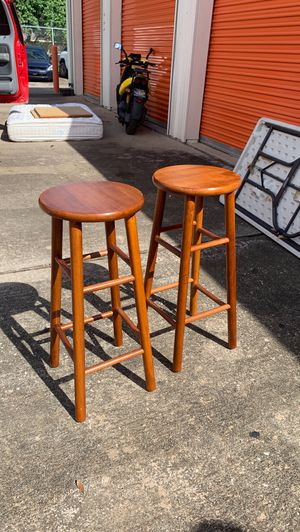Wooden Bar stool for Sale in Houston, TX