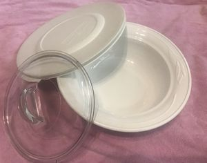 Vintage CorningWare ROUND ~ Casserole ~ Baking ~ Serving Dish for Sale in Fort Lauderdale, FL