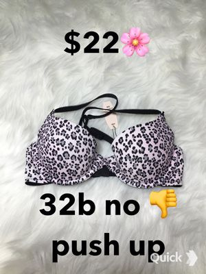 New bra Victoria secret size 32b no push up ❤️❤️❤️firm price ✔️ for Sale in Los Angeles, CA