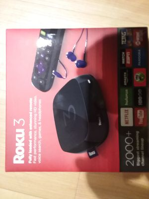 Roku 3 for Sale in Bethesda, MD