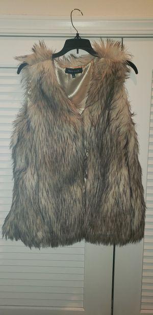 Faux Fur Vest for Sale in Orange, CA