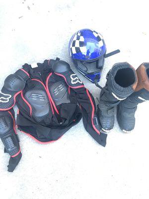 Motorcycle gear for Sale in St. Cloud, FL
