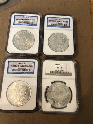 Morgan silver Dollar Lot for Sale in Moraga, CA