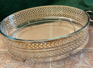 Silver plated vegetable server for Sale in West Covina, CA