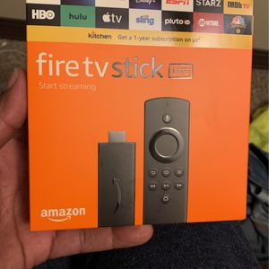 Fire Tv Stick Lite for Sale in Salem, OR