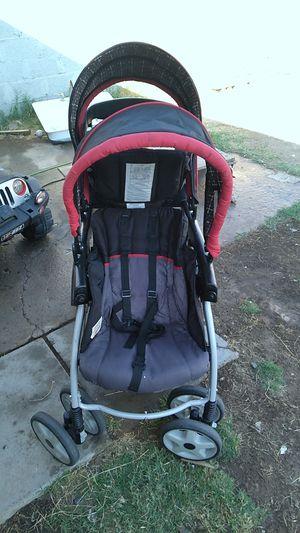 Graco double stroller for Sale in Phoenix, AZ
