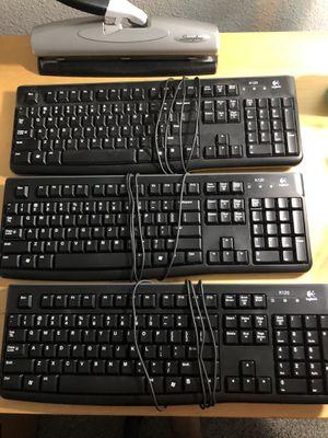 Logitech Keyboards (3 keyboards) for Sale in Fremont, CA
