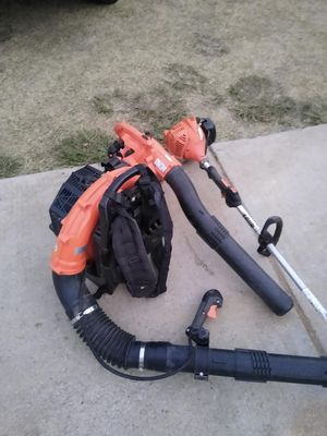 Echo tools for lawn for Sale in Dallas, TX