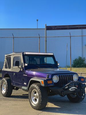 1999 Jeep Wrangler TJ for Sale in Los Angeles, CA