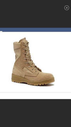 Belvedere military boots for Sale in Las Vegas, NV