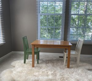 Pottery barn kids table and chairs for Sale in Great Falls, VA