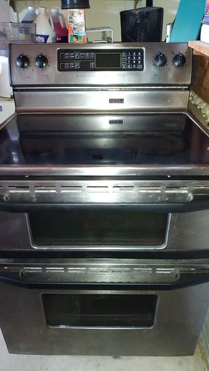 Maytag electric double oven for Sale in Traverse City, MI