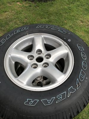 5 jeep wheels for Sale in Bel Air, MD