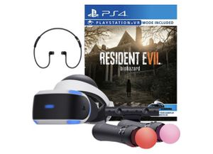 PS4 VR Bundle W/ Resident Evil 7 Game for Sale in Duluth, GA