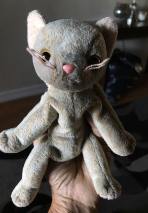 "6""-TY-Scat beanie baby stuffed animal $6.00 for Sale in Menifee, CA"