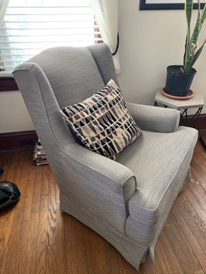 Sofa & Arm Chair (together or separately) for Sale in New Brunswick, NJ