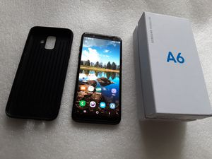 Samsung Galaxy A6 Network unlocked smartphone Great Condition for Sale in Seattle, WA