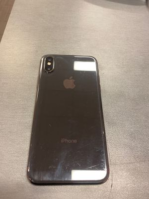 Iphone X 64gb UNLOCKED for any carrier for Sale in Las Vegas, NV