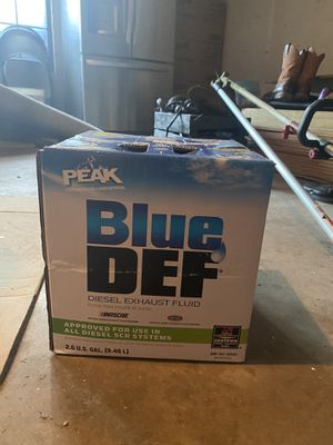 Blue DEF for Sale in Mesquite, TX