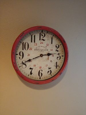 Wall clock for Sale in Mission Viejo, CA