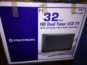 Protron 32 inch TV with HDMI port for Sale in Washington, DC