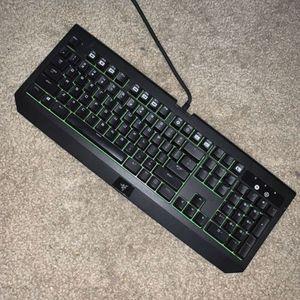 Razer Blackwidow Ultimate Keyboard for Sale in Murrieta, CA