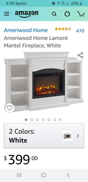 Electric Fireplace New for Sale in Sacramento, CA