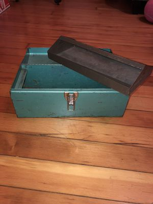 Metal tool box for Sale in Portland, OR
