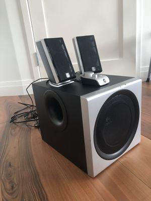 Logitech Z-2300 Speaker (in great condition) for Sale in Boston, MA