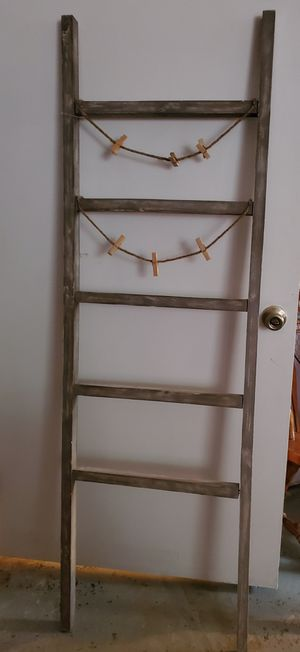 Ladder with Closeline for Sale in Medford, MA