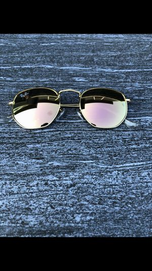Hexagonals Gold Sunglasses for Sale in Miami, FL