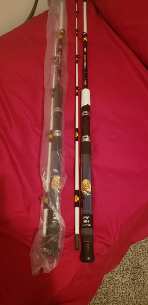 Fishing rods for Sale in Simpsonville, SC