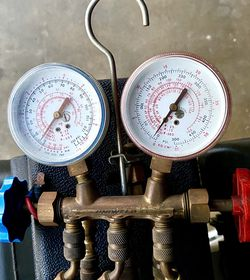 R12 Freon Automotive Charge Manifold Gauges for Sale in Norwalk,  CA