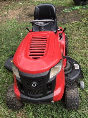 Tractor troy Bilt Hydrostatic 46 inch for Sale in Houston, TX