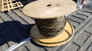 1/2 poly rope spool 400' for Sale in Vista, CA